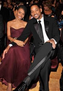 Hollywood power couple Will and Jada Pinkett-Smith