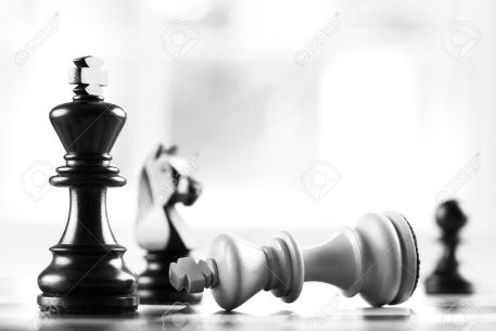8192827-checkmate-black-defeats-white-king-selective-focus--Stock-Photo